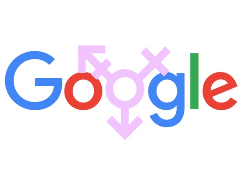 Google adds non-binary option