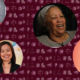 Left to right: Match's Mandy Ginsberg; Care.com's Sheila Lirio Marcelo; Toni Morrison; UM's Deidre Smalls-Landau; American Airlines hired Priya Aiyar.