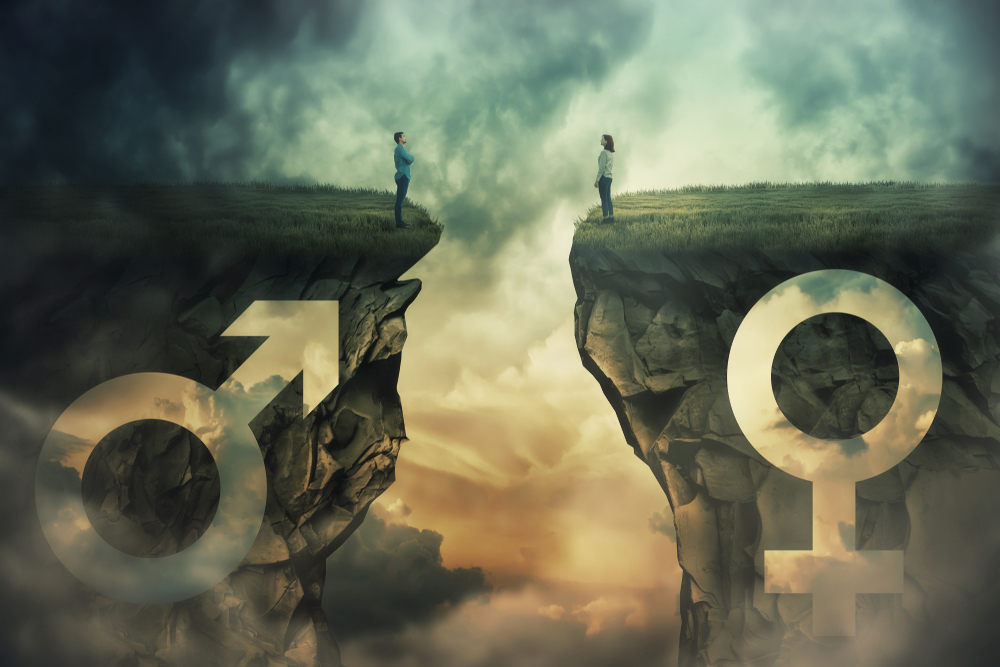 Economic gender gap