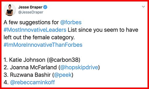 Jesse Draper, tech investor