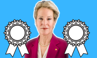Nobel Prize-winner Frances Arnold