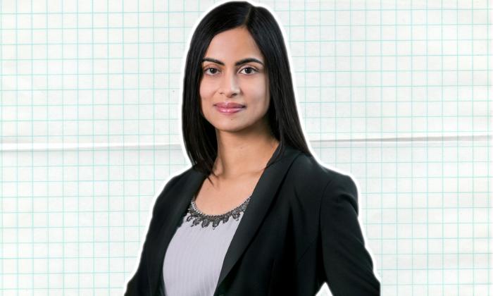 Stripe CFO Dhivya Suryadevara
