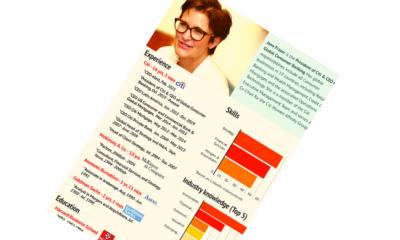 Jane Fraser, Citi's next CEO