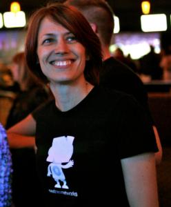 TikTok CEO Vanessa Pappas
