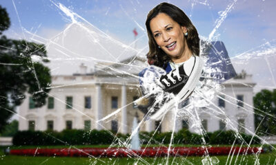 Vice-President Elect Kamala smashed the White House's proverbial glass ceiling.