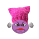 Angry pink pussy hat