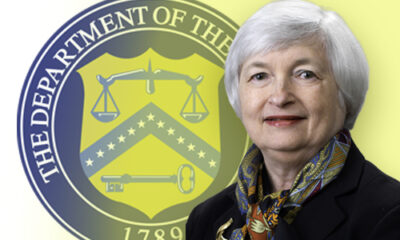 Treasury Secretary Janet Yellen